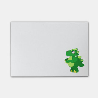 Dinosaur Post-it Notes