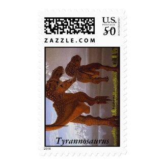 Dinosaur Postage Tyrannosaurus rex Gregory S. Paul