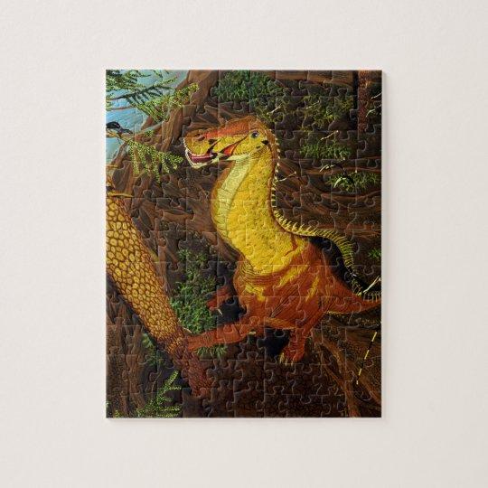 Dinosaur Puzzle Brontosaurus Gregory Paul