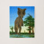 Dinosaur Puzzle Chasmosaurus Gregory Paul