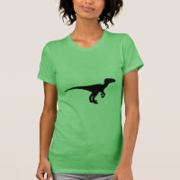 Dinosaur Raptor, Dino Design T-Shirt