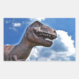 Dinosaur!!! Rectangular Sticker