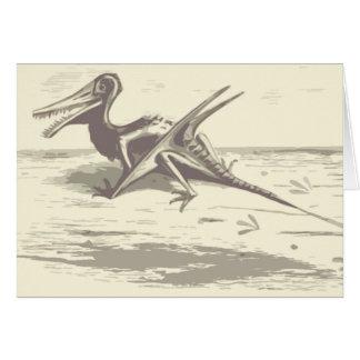 Dinosaur: Rhamphorhynchus Cards