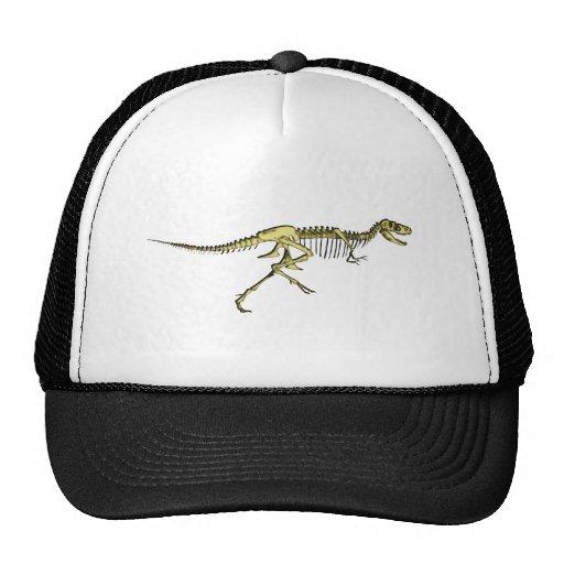Dinosaur RWS gate skeleton dino skeleton Trucker Hat