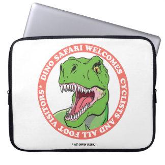 Dinosaur Safari Laptop Sleeves
