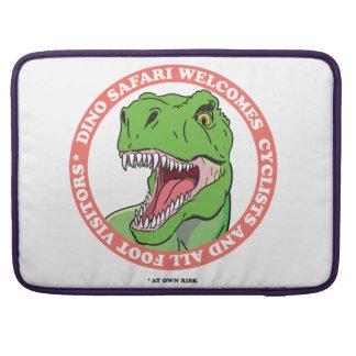 Dinosaur Safari MacBook Pro Sleeve