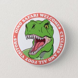 Dinosaur Safari Pinback Button