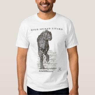 Dinosaur Shirt Acrocanthosaurus Gregory Paul