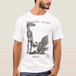Dinosaur Shirt Allosaurus Gregory Paul
