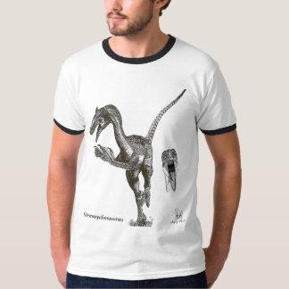 Dinosaur Shirt Stenonychosaurus Troodon Greg Paul