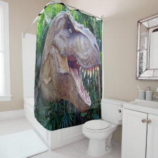 Dinosaur sHower Curtain for kids