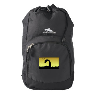 Dinosaur Silhouettes Backpack