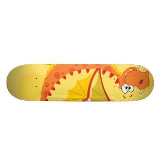 Dinosaur Skate Board