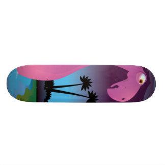 Dinosaur Skateboard Deck