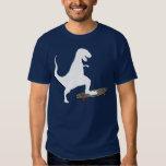 Dinosaur Skateboarding Shirt