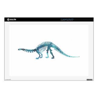 Dinosaur Skeleton Decals For Laptops