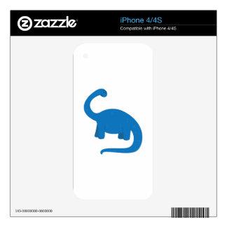 Dinosaur iPhone 4S Skins