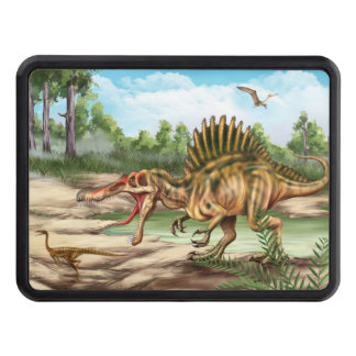 Dinosaur Species Hitch Cover