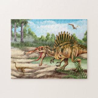 Dinosaur Species Puzzle
