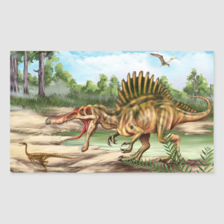 Dinosaur Species Stickers