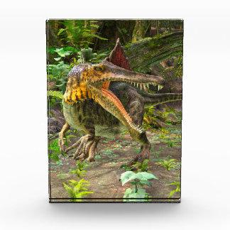 Dinosaur Spinosaurus Acrylic Award