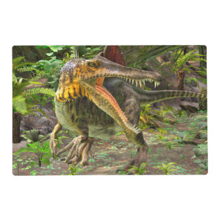 Dinosaur Spinosaurus Placemat