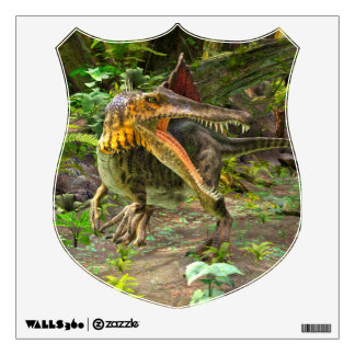Dinosaur Spinosaurus Room Stickers