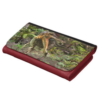 Dinosaur Spinosaurus Wallets