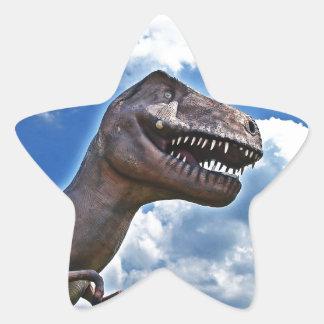 Dinosaur!!! Star Sticker