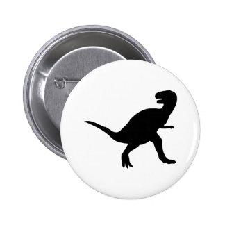 Dinosaur T-Rex 2 Inch Round Button