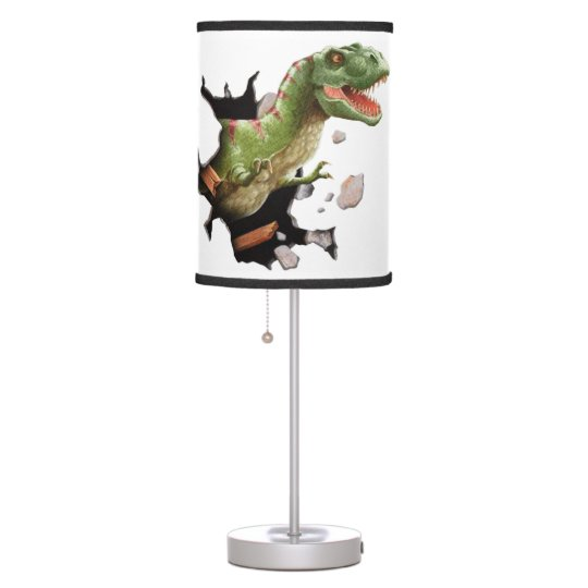 Dinosaur T-REX Desk or Bedroom Table Lamp - Dinosaur T-REX Desk Or Bedroom Table Lamp Zazzle.com