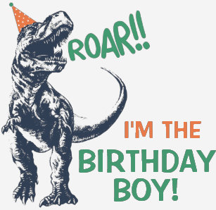 0f317c34 Dinosaur Birthday T-Shirts - T-Shirt Design & Printing | Zazzle