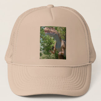 Dinosaur T-Rex Trucker Hat