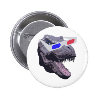 Dinosaur t-shirts pinback buttons