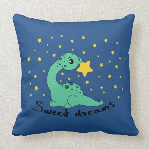 Throw Pillows 20 X 20 : Dinosaur - Throw Pillow 20x20 Zazzle
