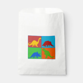 Dinosaur Toy Favor Bag