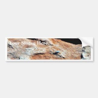 Dinosaur Tracks North Of Flagstaff Car Bumper Sticker