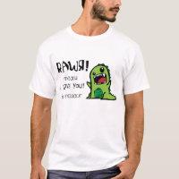 Dinosaur tshirt