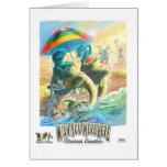 Dinosaur Vacation Cards