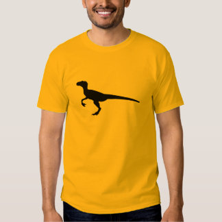 Dinosaur velociraptor shirt