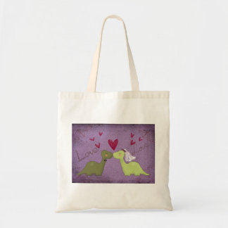 Dinosaur Wedding Bag