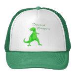 Dinosaur Whisperer Trucker Hats