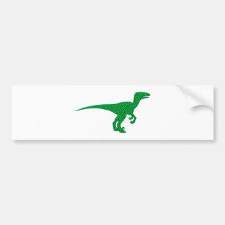 Dinosaurier Dino Raptor Auto Aufkleber
