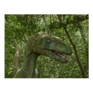 Dinosaurio 3736 tarjeta postal