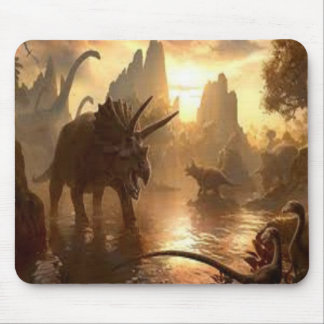 dinosaurio antiguo tapete de raton