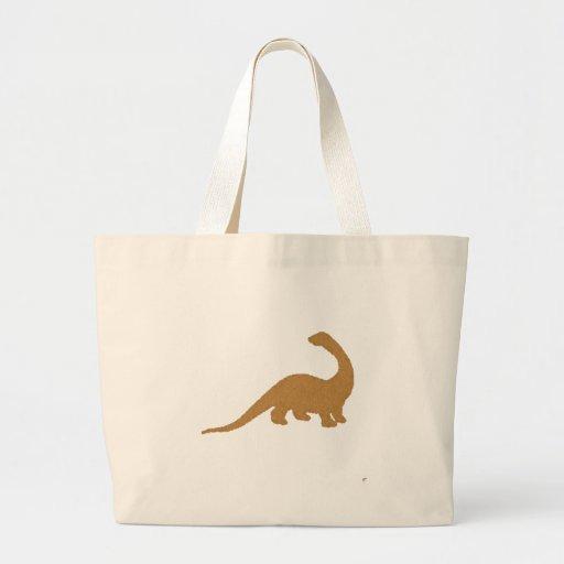 Dinosaurio Bolsa De Mano