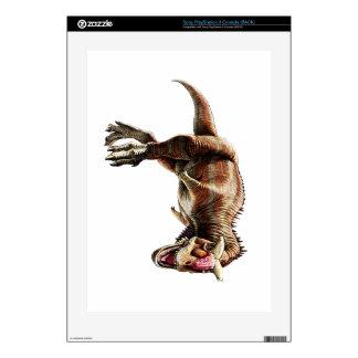 Dinosaurio carnívoro impresionante del regalo del skins para conolsa PS3