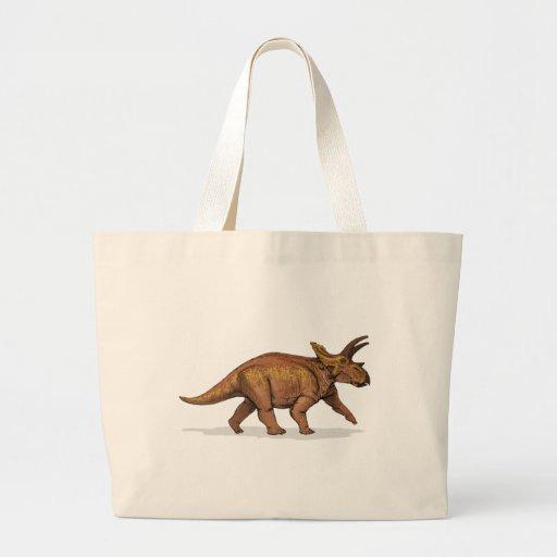 Dinosaurio de Anchiceratops Bolsas