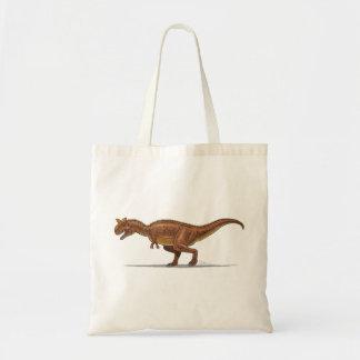 Dinosaurio de Carnotraurus de la bolsa de asas