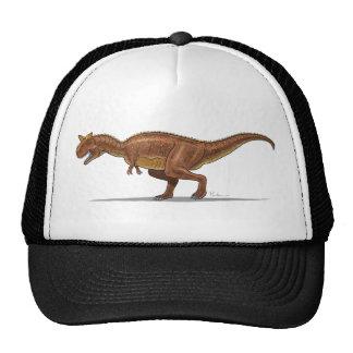 Dinosaurio de Carnotraurus de la gorra de béisbol